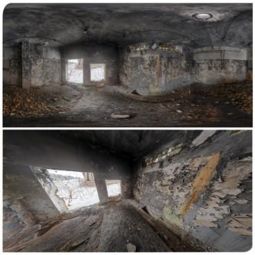 Abandoned Hospital  HDRI