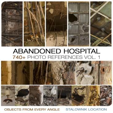 Abandoned Hospital vol.1