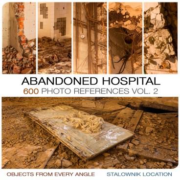 ABANDONED HOSPITAL vol.2