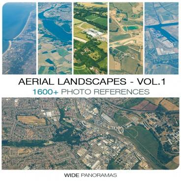 AERIAL LANDSCAPES VOL. 1