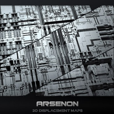 Arsenon - Displacement Maps Pack