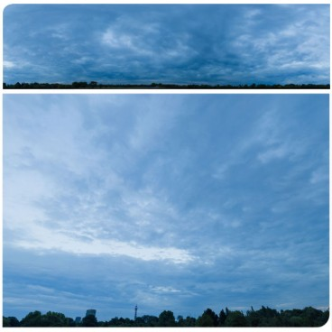 Blue Clouds 2407 (68k) Panoramas