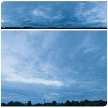 Blue Clouds 2407 (68k) Panoramas