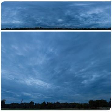 Blue Clouds 2686 (30k) Panoramas
