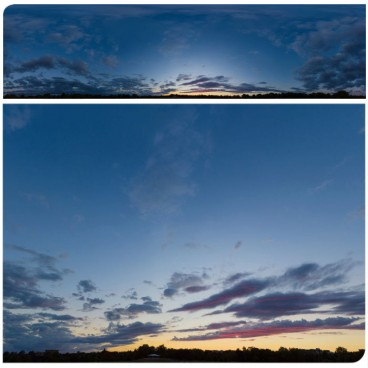Blue Hour 7755 (57k) Panoramas