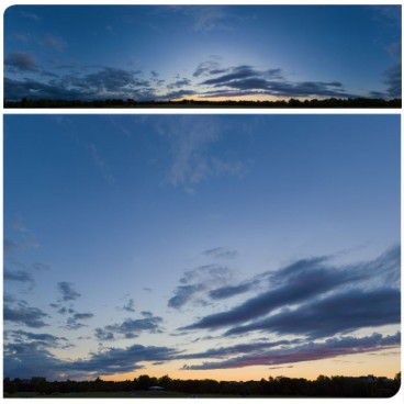 Blue Hour 7816 (65k) Panoramas