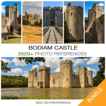 BODIAM CASTLE BUNDLE