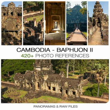 Cambodia - Baphuon II Photo Packs