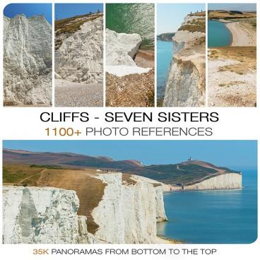 CLIFFS - SEVEN SISTERS