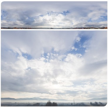 Cloudy Mountains 2449 (30k) HDRI