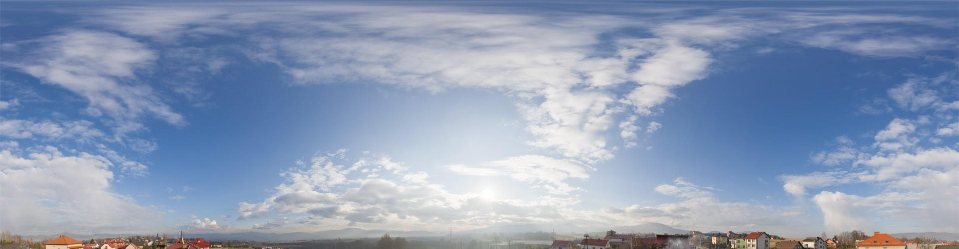Cloudy Mountains 2743 (30k) HDRI