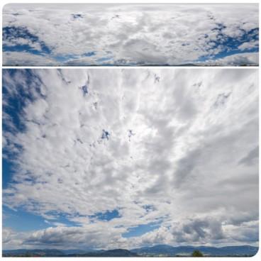 Cloudy Mountains (30k)