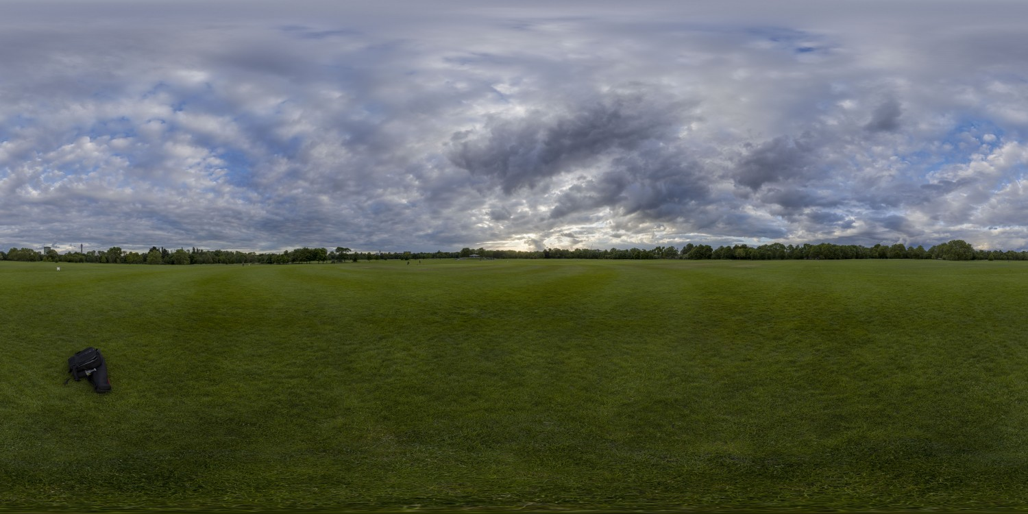 Cloudy Sunset 2 (30k) HDRI