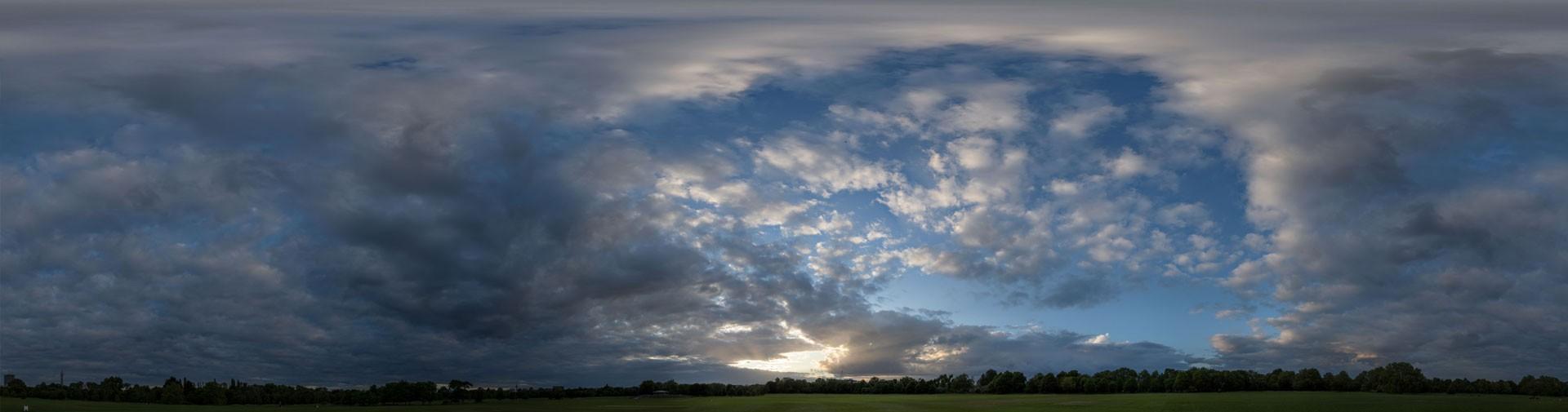 Cloudy Sunset 7 (30k)