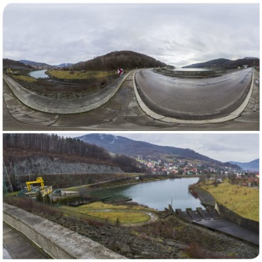 HYDROELECTRIC POWER PLANT 02 HDRI