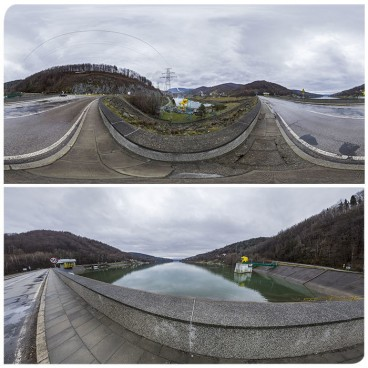 HYDROELECTRIC POWER PLANT 07 HDRI
