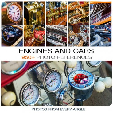 ENGINES AND CARS