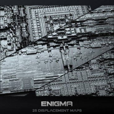Enigma - Displacement Maps Pack