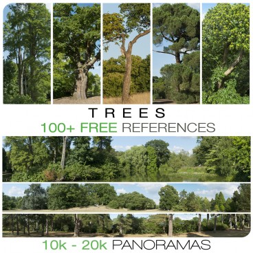 Free trees references
