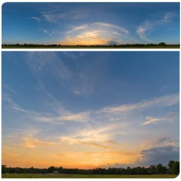 Golden Sunset 3018 (30k) HDRI