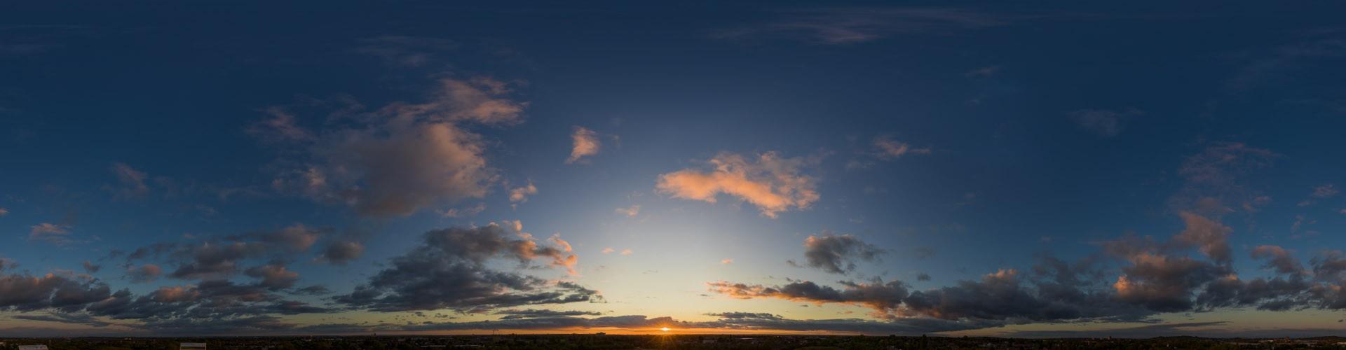 Golden Sunset (30k) HDRI