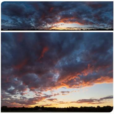 Golden Sunset 7630 (53k) Panoramas