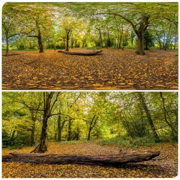 Hampstead Park 7579 (30k) HDRI Panoramas