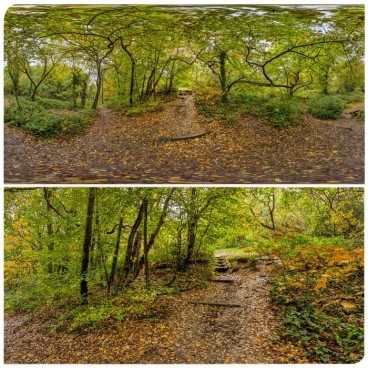 Hampstead Park 7912 (30k) HDRI Panoramas