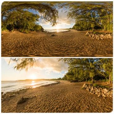 Hawaii Beach 001 (30k) HDRI Panoramas