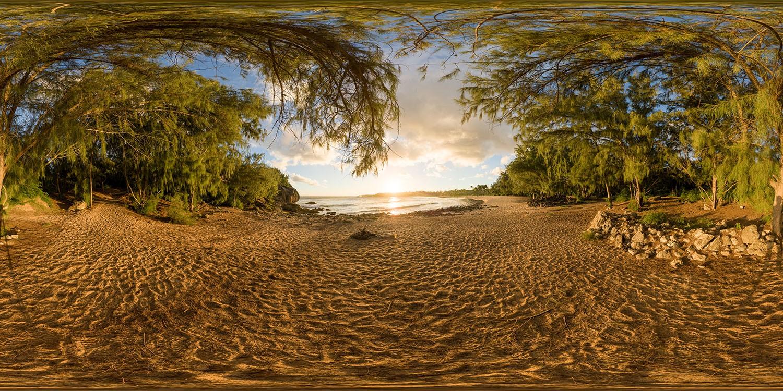 Hawaii Beach 001 (30k) HDRI