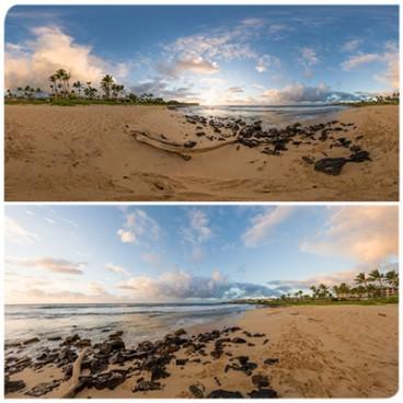 Hawaii Beach 0712 (30k) HDRI Panoramas
