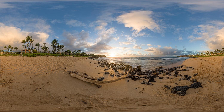 Hawaii Beach 0877 (30k) HDRI