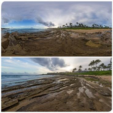 Hawaii Beach 5556 (30k) HDRI  Panoramas