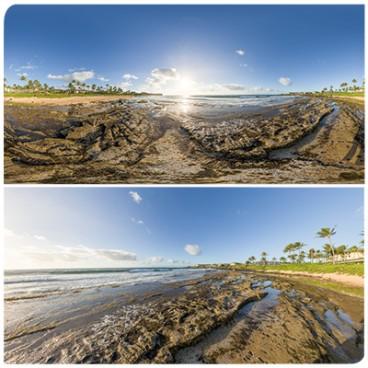 Hawaii Beach 8988 (30k) HDRI Panoramas