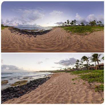 Hawaii Beach 9504 (30k) HDRI Panoramas