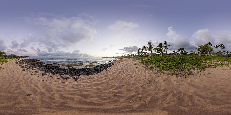 Hawaii Beach 9504 (30k) HDRI