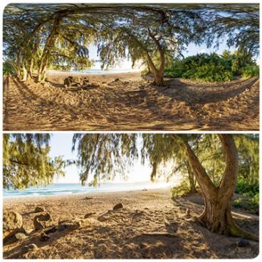 Hawaii Beach 9606 (30k) HDRI Panoramas