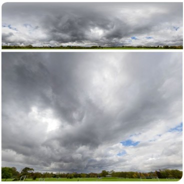 Heavy Clouds 6325 (30k) HDRI
