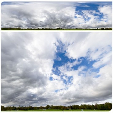 Heavy Clouds 6373 (30k) HDRI