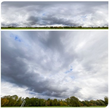 Heavy Clouds 6415 (30k) HDRI