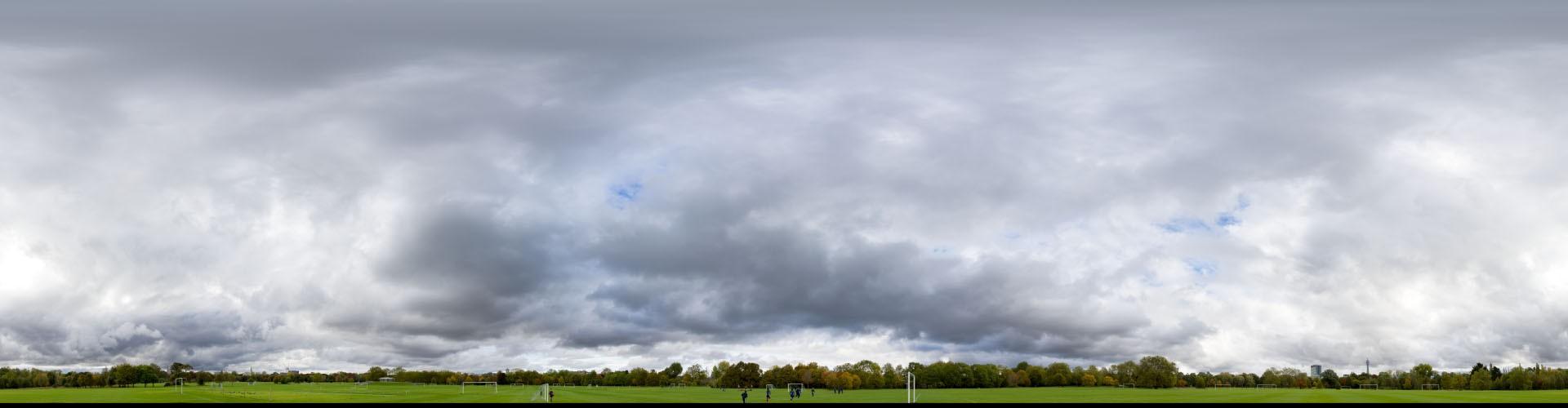 Heavy Clouds 6415 (30k) HDRI