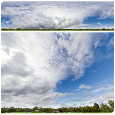Heavy Clouds 6463 (30k) HDRI
