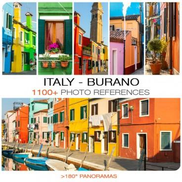 ITALY - BURANO
