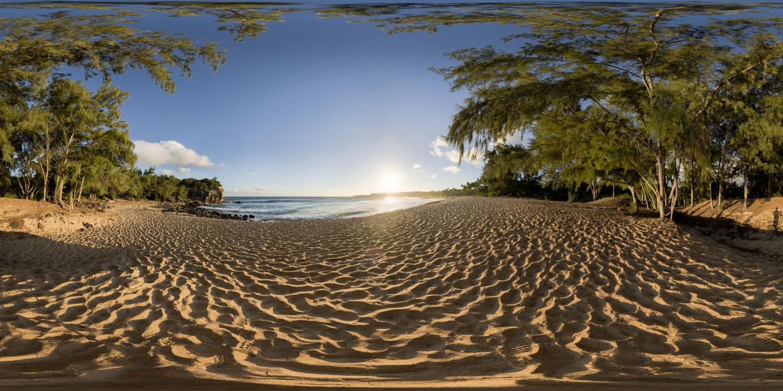 Kauai Beach (30k) HDRI