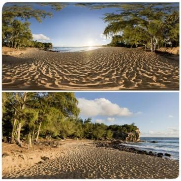 Kauai Beach HDRI