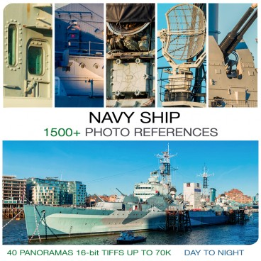 NAVY SHIP Photo Packs