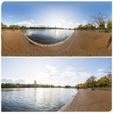 Park 6418 (30k) HDRI Panoramas