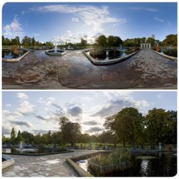 Park 6855 (30k) HDRI Panoramas