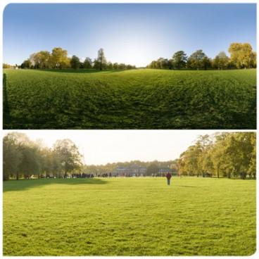 Park 7200 (30k) HDRI Panoramas