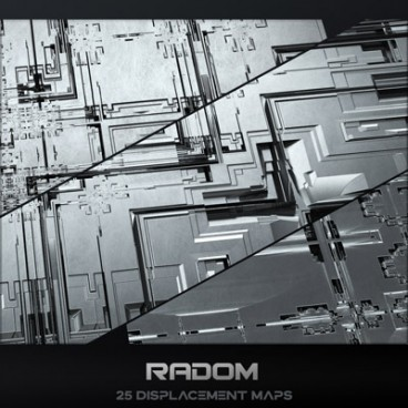 Radom - Displacement Maps Pack